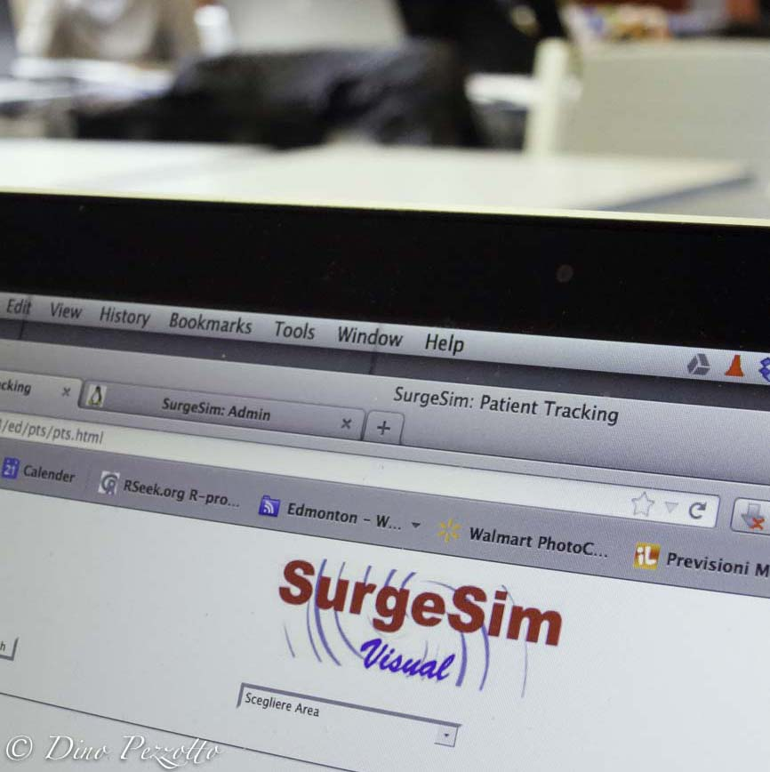 SurgeSim       Screenshot